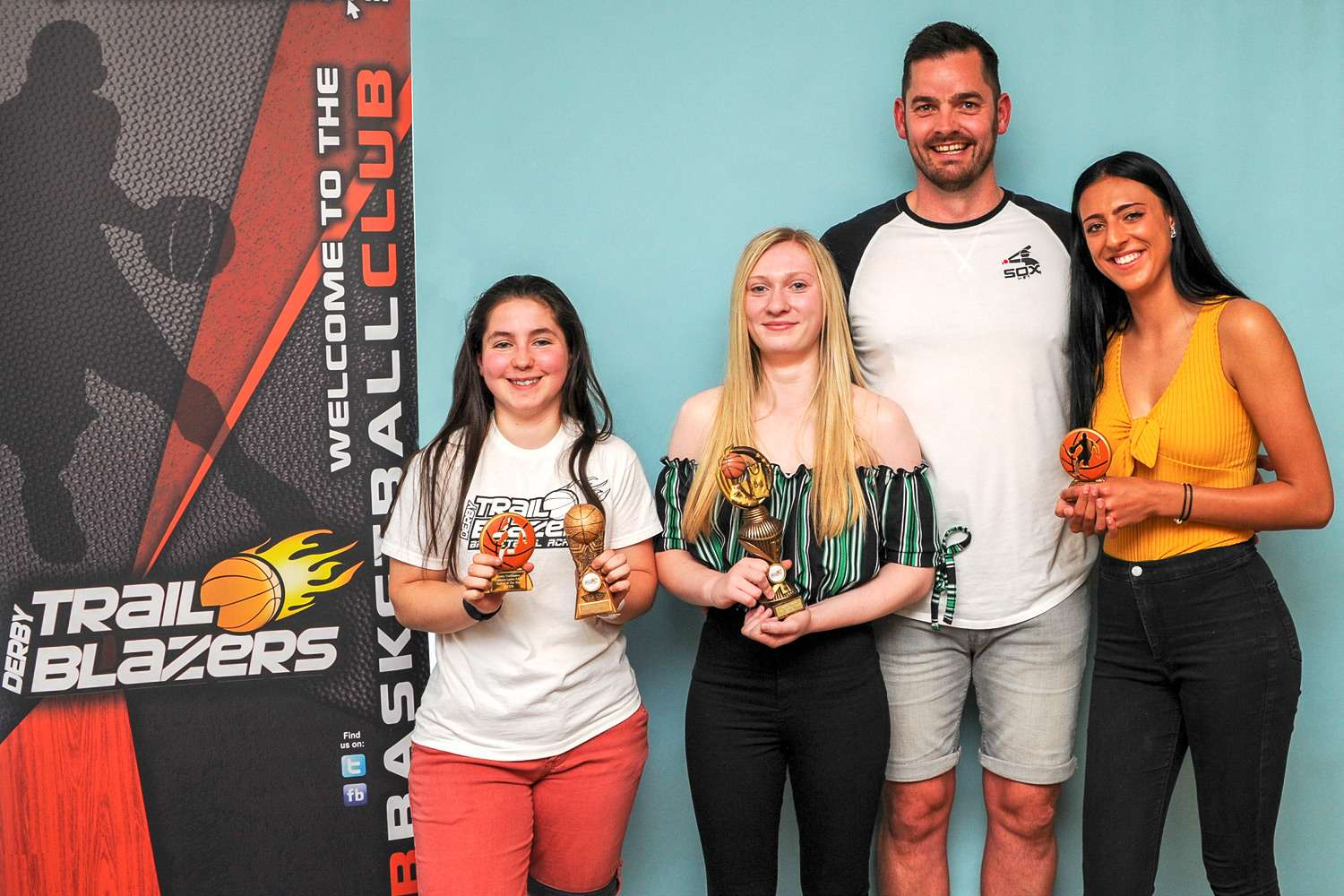Trailblazers Ladies Academy Awards - Lauren Newham, Eleanor Frost, Shannon Ellison
