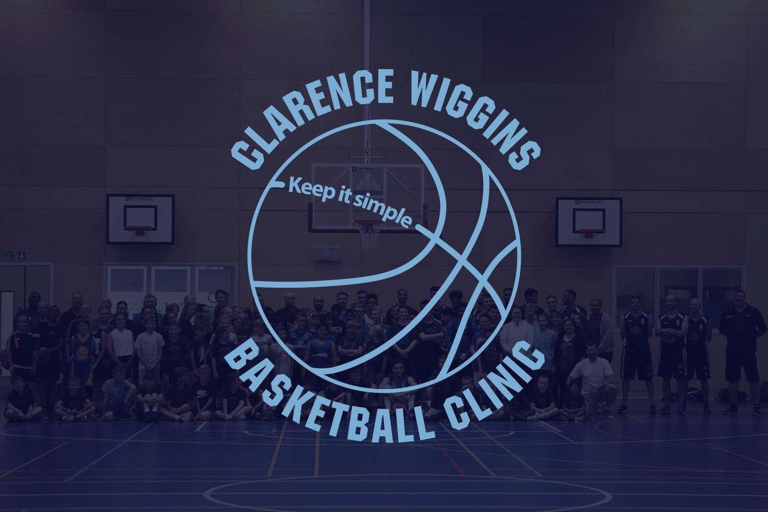 Clarence Wiggins Basketball Clinic, Derby