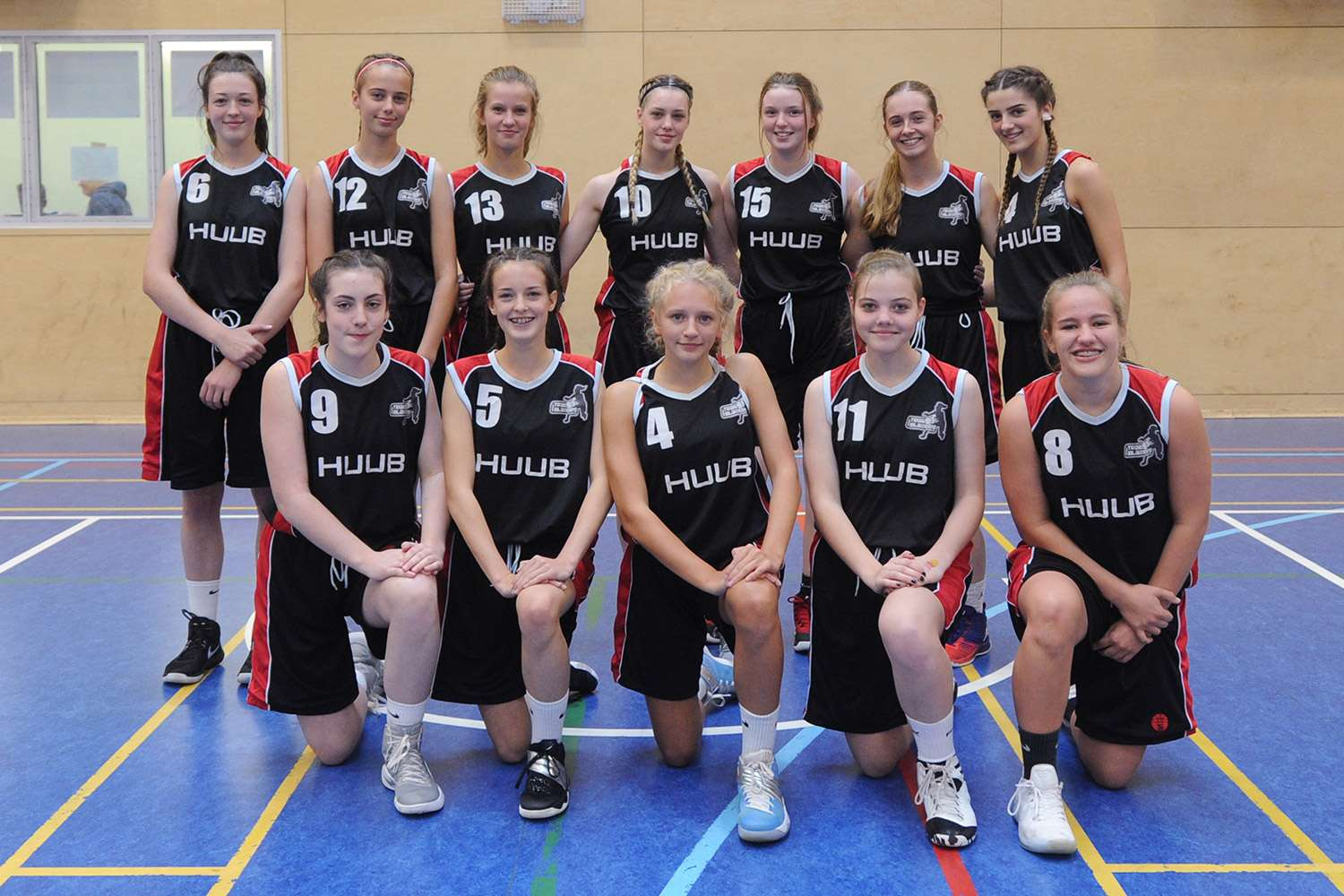 Derby Trailblazers U16 Girls Team