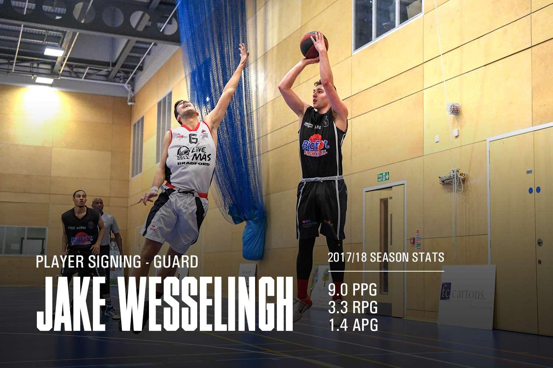 Jake Wesselingh returns to Derby Trailblazers